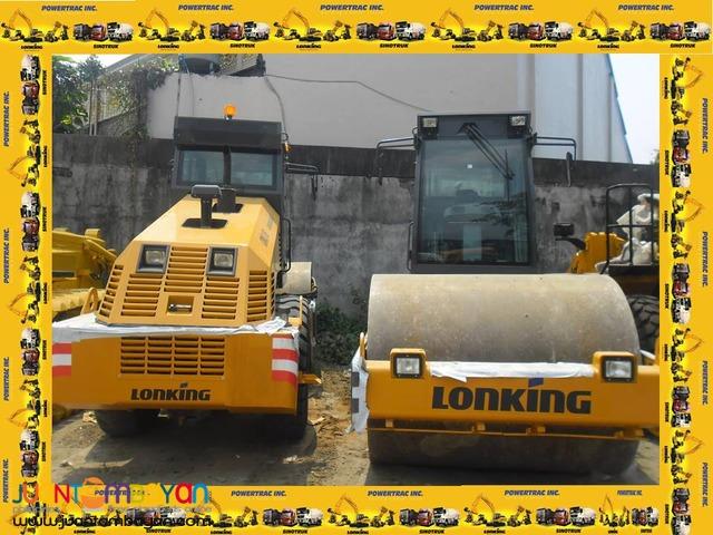 LONKING CDM512D Road Roller/Pizon (12 Tons)