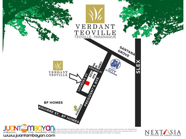 BRAND NEW TOWNHOUSE in BF Paranaque!