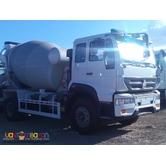 6 Wheeler Mixer Truck 6cubic C5B Huang He Brand New !