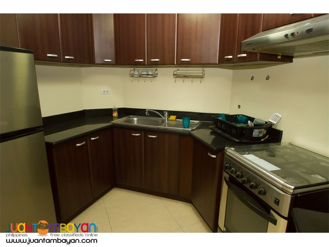 FOR LEASE! 3 Bedroom Unit in McKinley Hill Garden, Taguig City