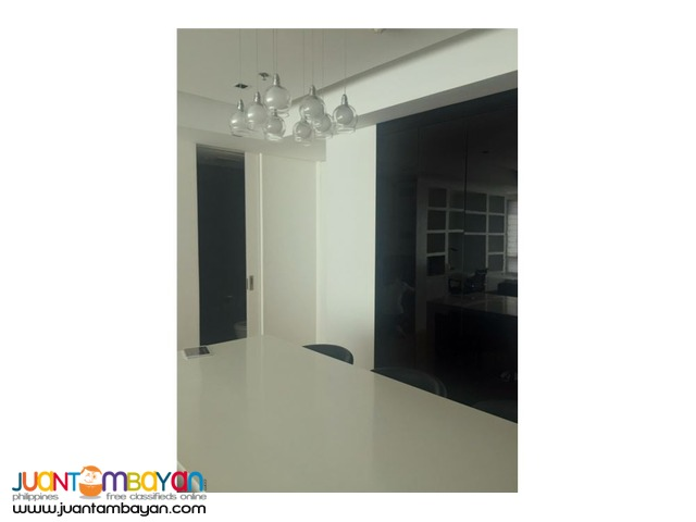 FOR RENT - Two Bedrooms, Alphaland Makati Place, Makati City