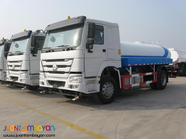 Brand New SINOTRUK HOWO Dump Truck, Boom Truck, Water Truck