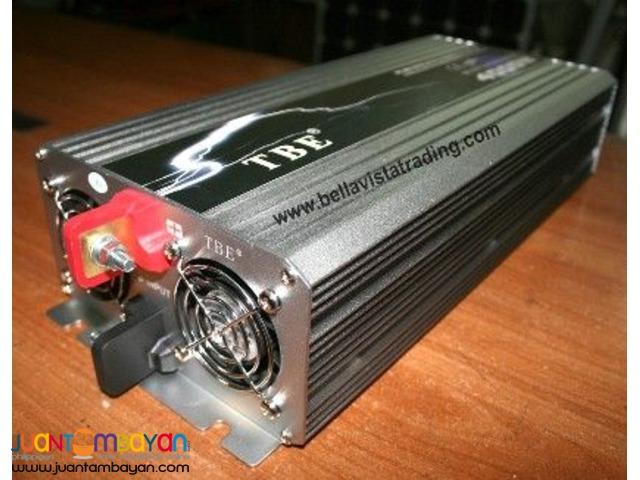 TBE Pure Sine Wave Inverter 4000W 12V to 220V(EDSA,Cubao)