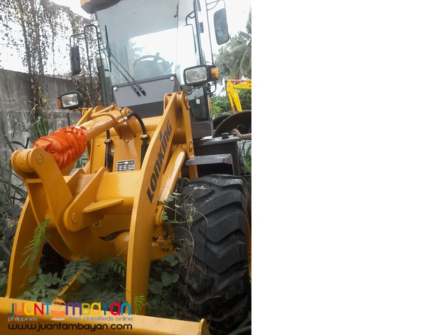 Lonking CDM816D Wheel Loader For Sale !! (yituo engine) [95m³ 1.6tons]