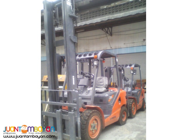 LG30DT Diesel Forklift Engine (XINCHAI Engine) SALE !