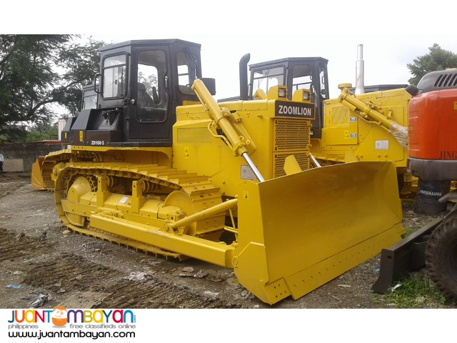 ZD220-3 Bulldozer without ripper ZOOMLION
