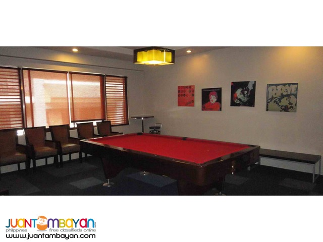 For Rent Condo in Riverfront Pasig City, Fully Furnished 2 Bedrooms