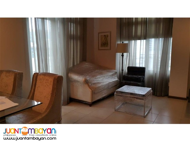 FOR LEASE!! Bi-Level, Corner, 3BR in Two Serendra, Taguig City