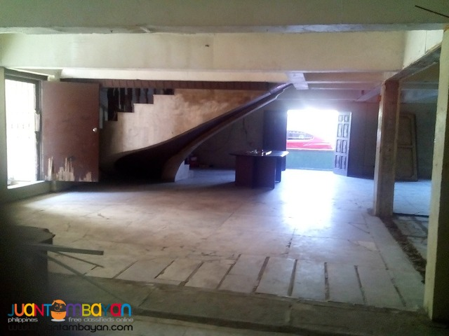 Office space or Warehouse for Lease in Manila-Navotas boundary