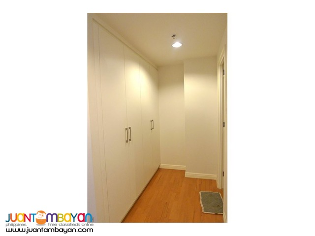 FOR LEASE!! 2 Bedroom Z-Loft Unit in One Rockwell, Makati City