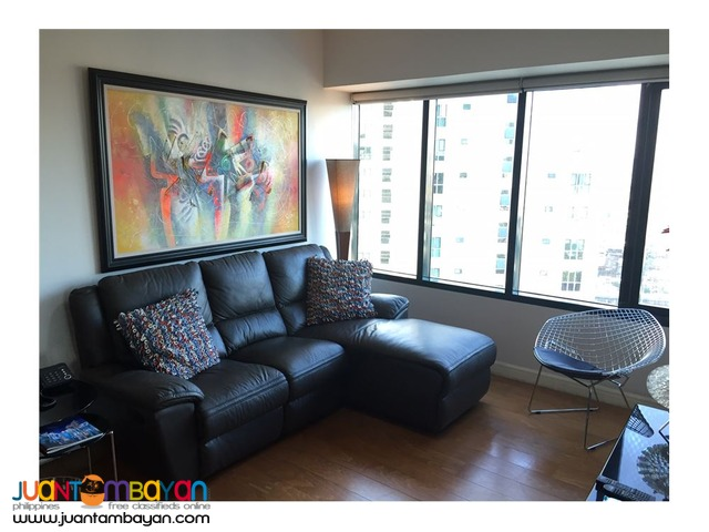 FOR RENT!! 2 Bedrooms, One Rockwell East Tower, Makati City