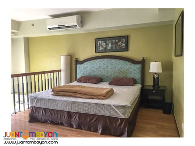 FOR LEASE!! 1 Bedroom Unit in Two Serendra, Taguig City
