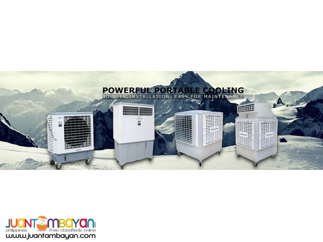Overcool Philippines(Aircooler)