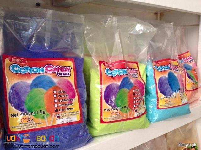 Miguelitos (Cotton-Candy)
