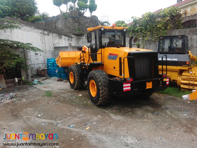 CDM856 Payloader 3m³ Wheel loader Lonking Brand New !