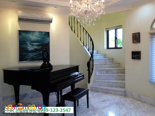 House and lot for sale in Portofino Daang-Hari Alabang (RFO)