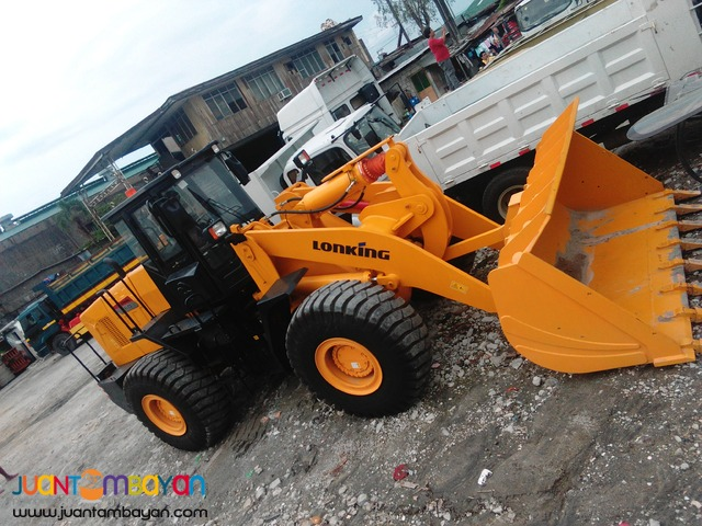 CDM860 Payloader 3.5m³ Wheel Loader Lonking Brand New !