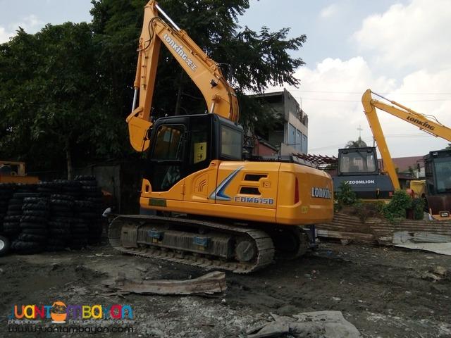 CDM6150 BACKHOE .56m³ 14Tons Lonking Brand New !