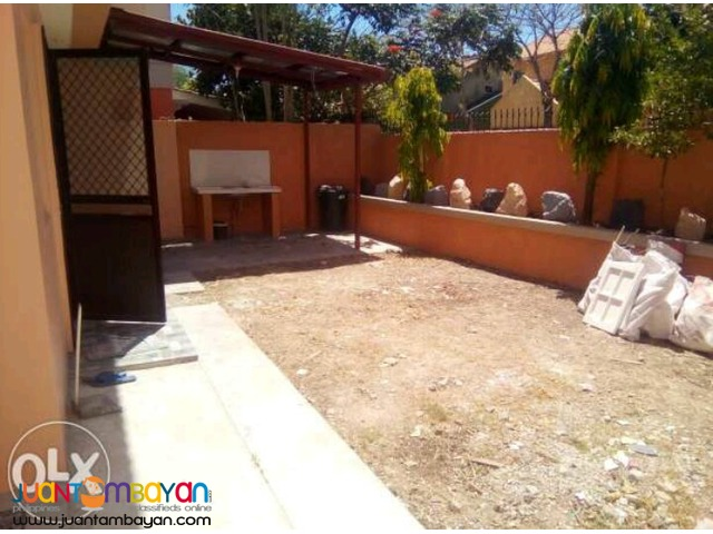 House and lot for sale in Camella Cerritos Daang-Hari Molino Bacoor