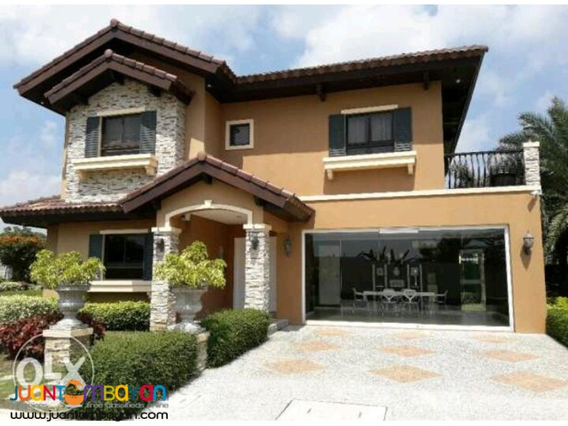 FURNISHED HOUSE AND LOT FOR SALE IN PORTOFINO DAANG-HARI ALABANG (RFO)