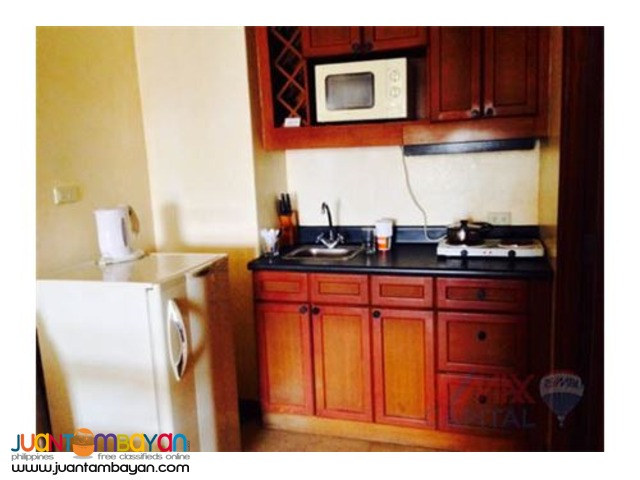 FOR LEASE: Unit in Vivere Hotel, Muntinlupa City
