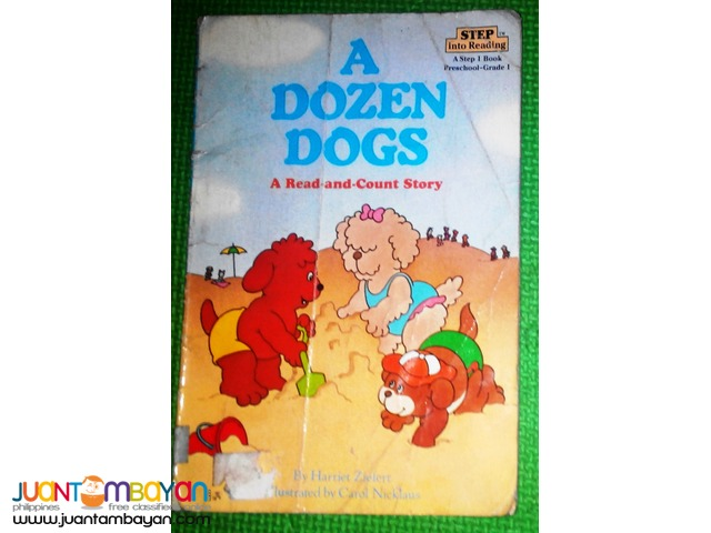Childrens Books 09.07 ads by Joyr