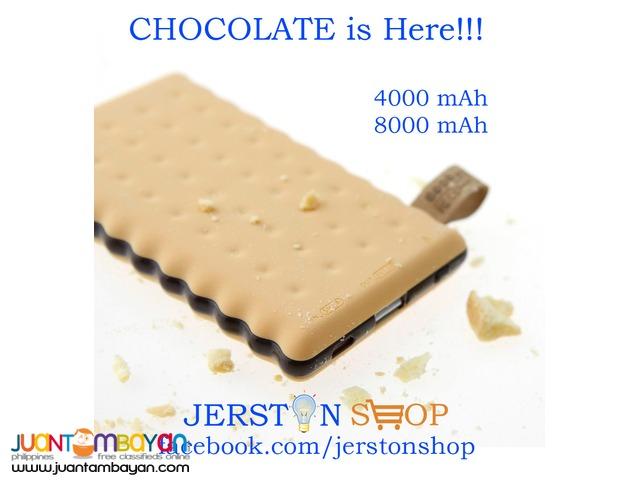 POWERBANK: Cookie Energy Bank