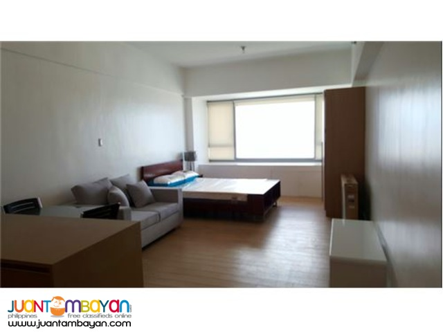 FOR LEASE Studio Unit in One Shangri-La Place, Mandaluyong City