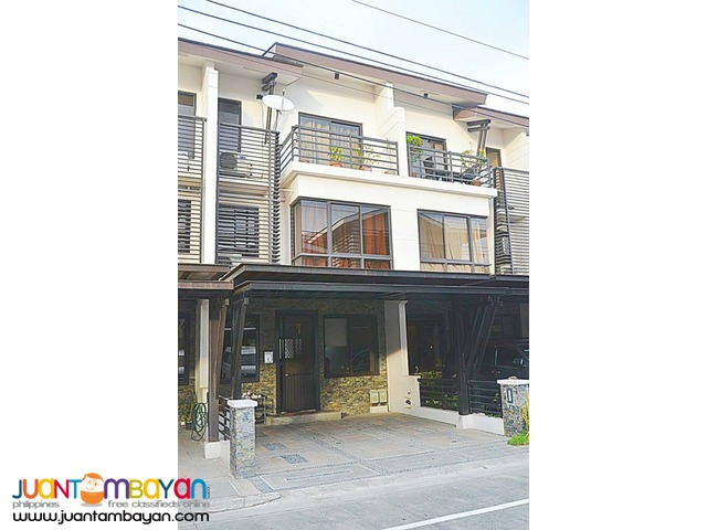 Acacia Estates Taguig Townhouse for Sale, Fully Furnished, 11.5M