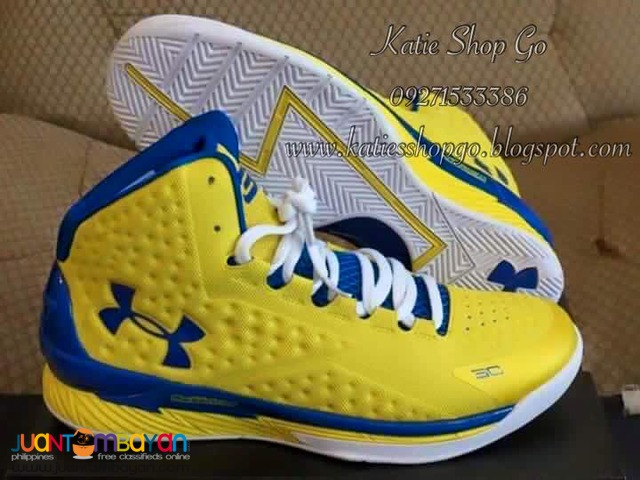 UNDER ARMOUR CURRY 1 BASKETBALL SHOES