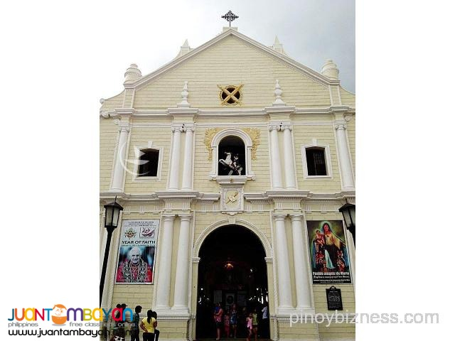 Ilocos tour package, from history to nature
