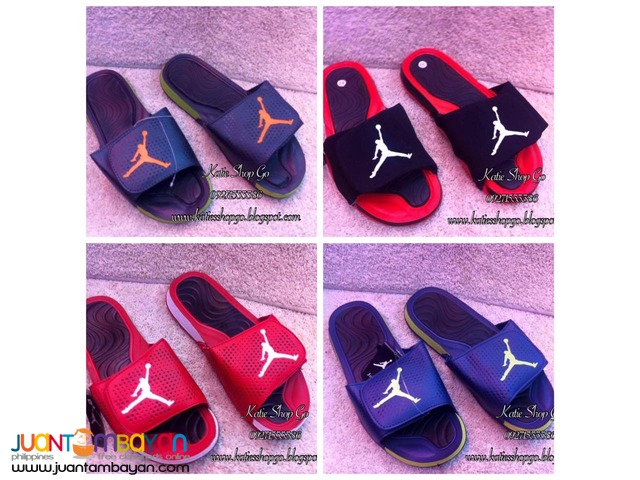 JORDAN SLIP ON SLIPPERS FOR MEN - JORDAN SLIPPERS