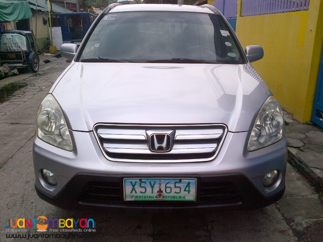 2005 Honda CRV AT SUPER FRESH xtrail escape tribute innova rav4 tucson