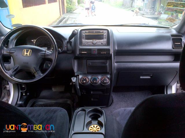 2005 Honda CRV AT SUPER FRESH xtrail escape tribute innova rav4 tucson
