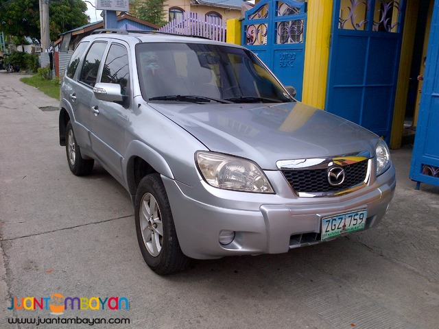 Mazda tribute 2007 AT PRISTINE SUPER FRESH crv escape xtrail tucson