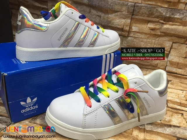 ADIDAS SUPERSTAR SHOES FOR LADIES