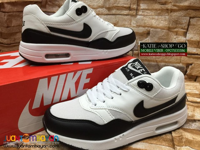 NIKE AIRMAX 1 RUNNING SHOES FOR LADIES