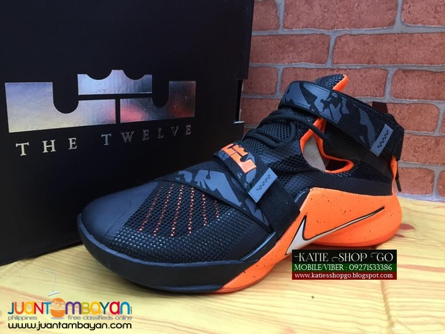 Nike LeBron Soldier 9 Men's Basketball Shoes