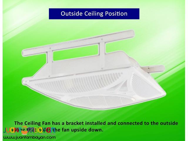 Gentech Energy Ceiling Fan