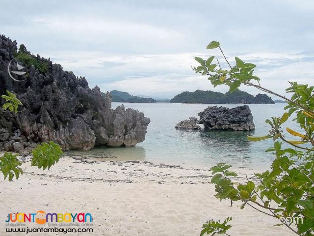 Caramoan tour package, remains unexploited