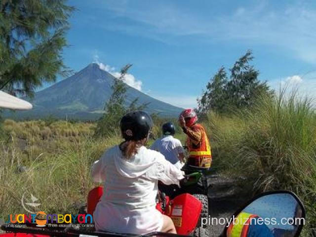 Bicol tour package, with Mt Mayon tour