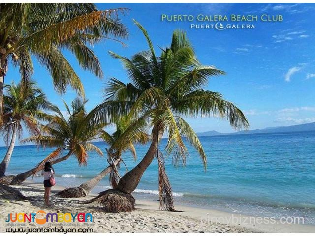 Puerto Galera package, water as the main attraction