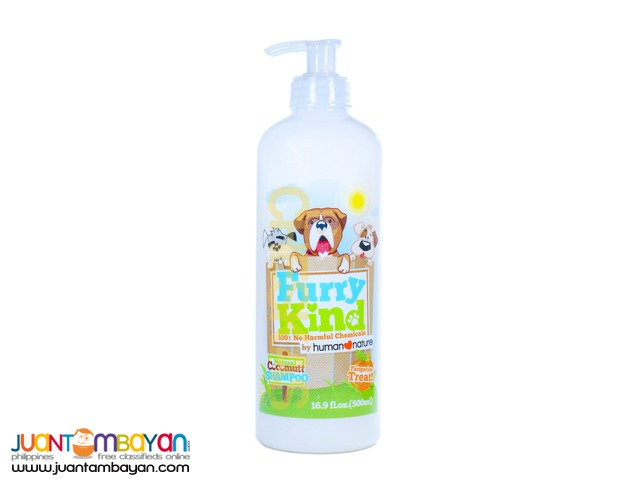 Human Heart Nature Furry Kind Cocomutt Shampoo 500ml