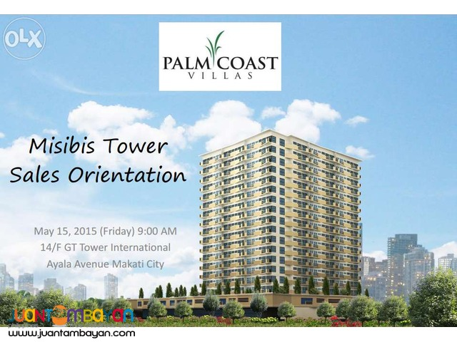 Condominium in Pasay City early tturn over
