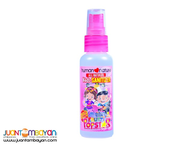 Human Heart Nature Kids Sanitizer