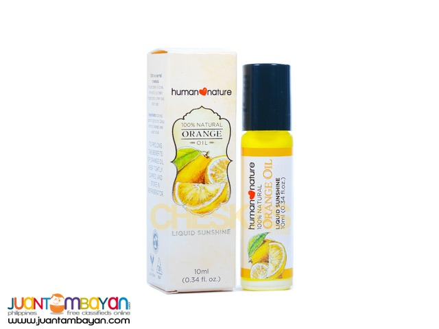 Human Heart Nature Orange Heritage Oil
