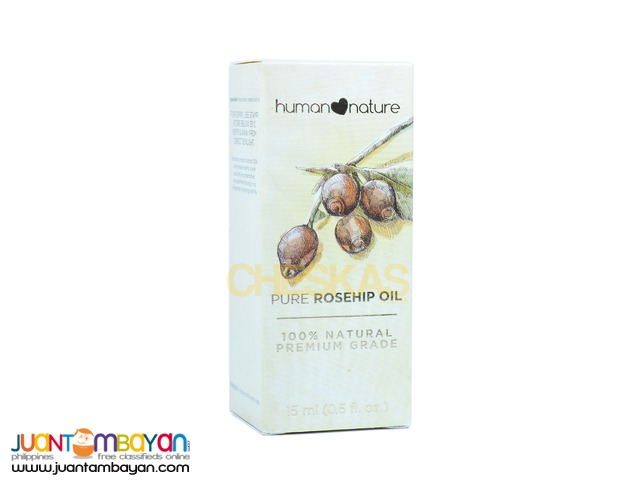 Human Heart Nature Pure Rosehip Oil