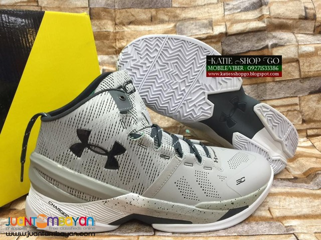 Under Armour Curry Two - Men's Basketball Shoes
