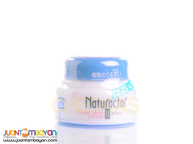 Naturactor Moist Skin Cream lot of 10