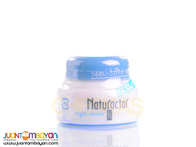 Naturactor Night Cream lot of 10